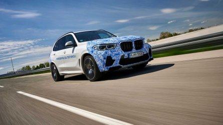 BMW i Hydrogen NEXT (2022): Die Testphase auf der Straße beginnt