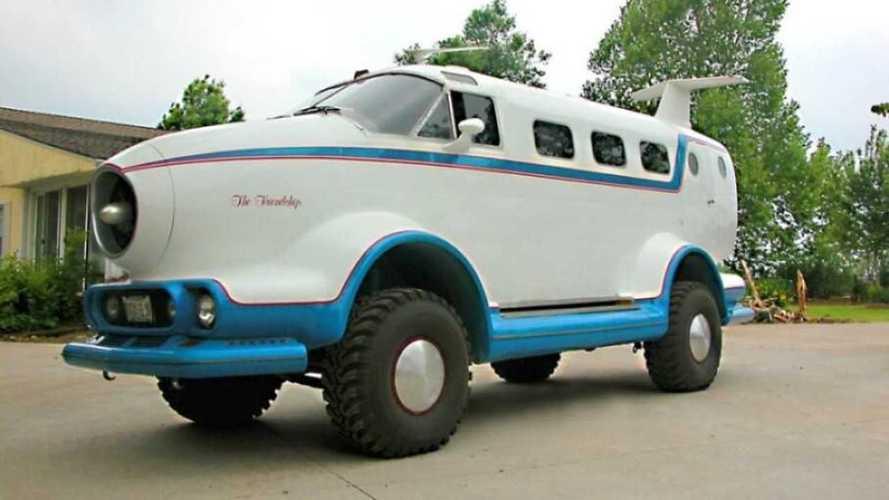 ¿Un Jeep Cherokee con carrocería de avión? Existe en Rusia