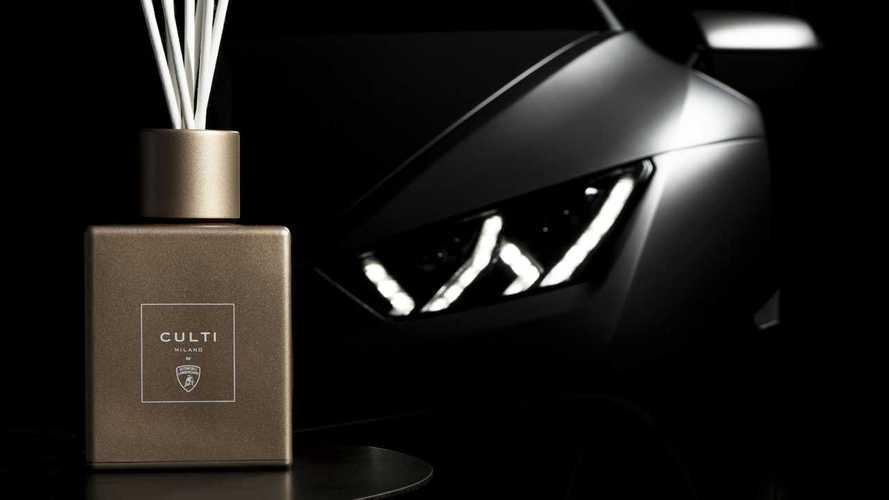 Духи для дома с ароматом Lamborghini