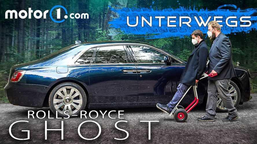 Video: Rolls Royce Ghost im Test - Über 300.000 Euro!