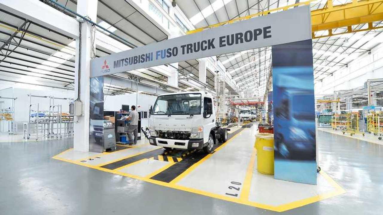 Daimler, lo stabilimento di Tramagal
