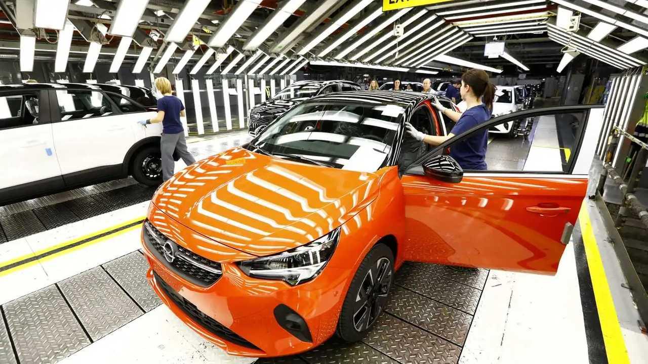 Plantas de Opel en España construyen los modelos más vendidos