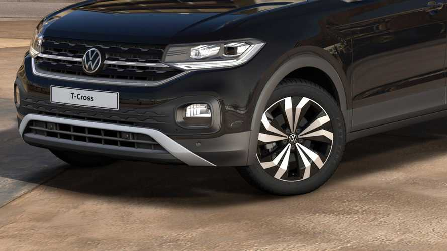 2021 Volkswagen T-Cross Black Edition