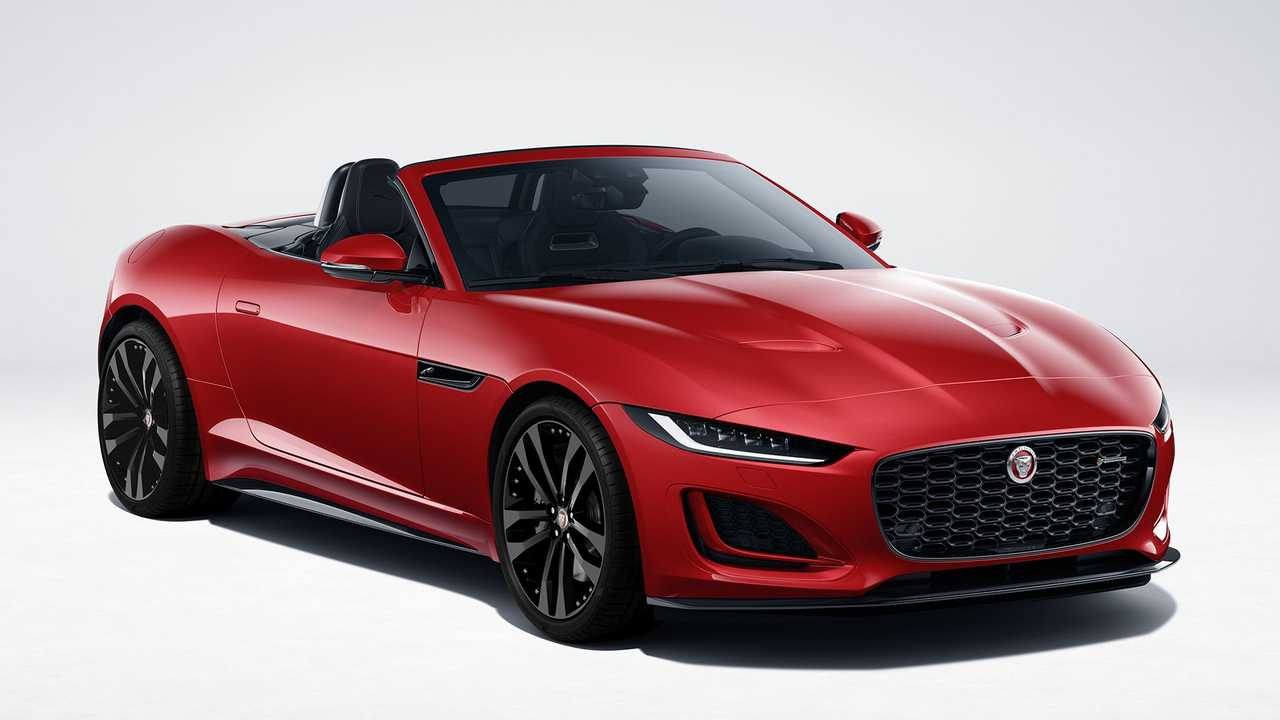 Jaguar F-TYPE R-Dynamic Black 2021