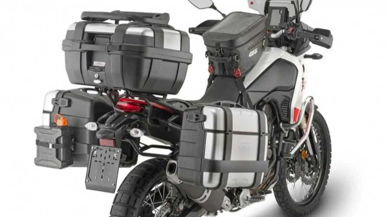Go The Distance On Your Ténéré 700 With GIVI's New Luggage Range