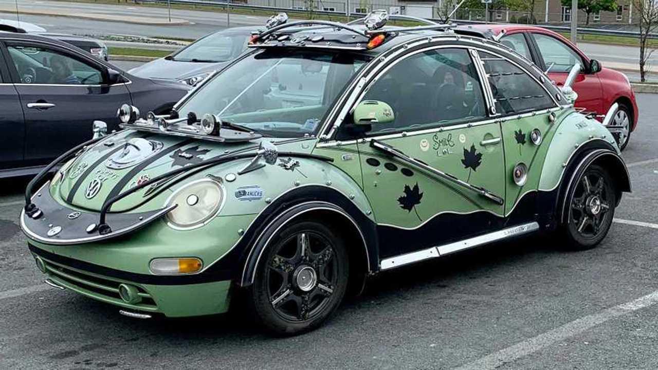 Volkswagen Beetle fail