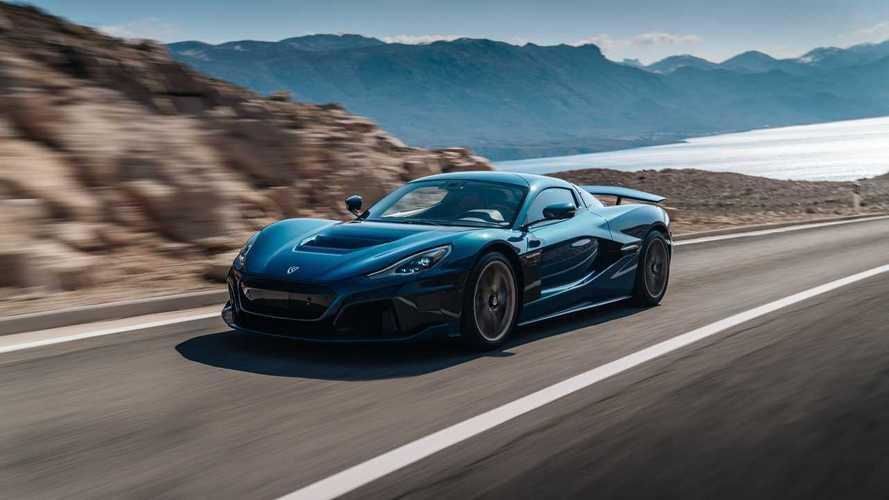 La marque électrique Rimac pourrait racheter Bugatti !