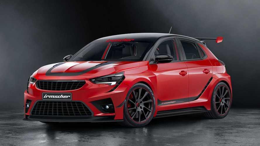 Opel Corsa iRC, la preparación de Irmscher llega hasta los 200 CV