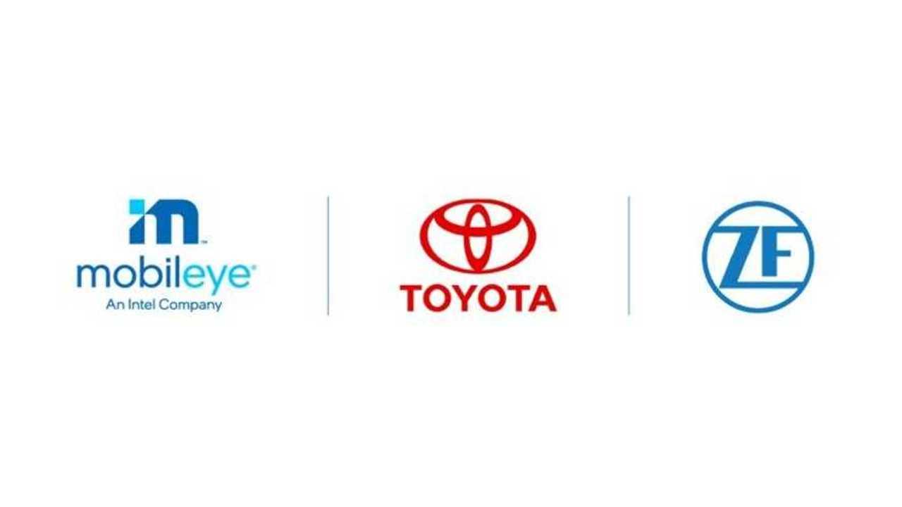 Toyota ZF Mobileye