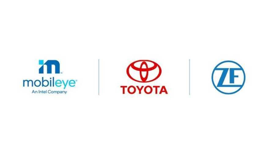 Toyota'nın seçimi ZF ve Mobileye oldu