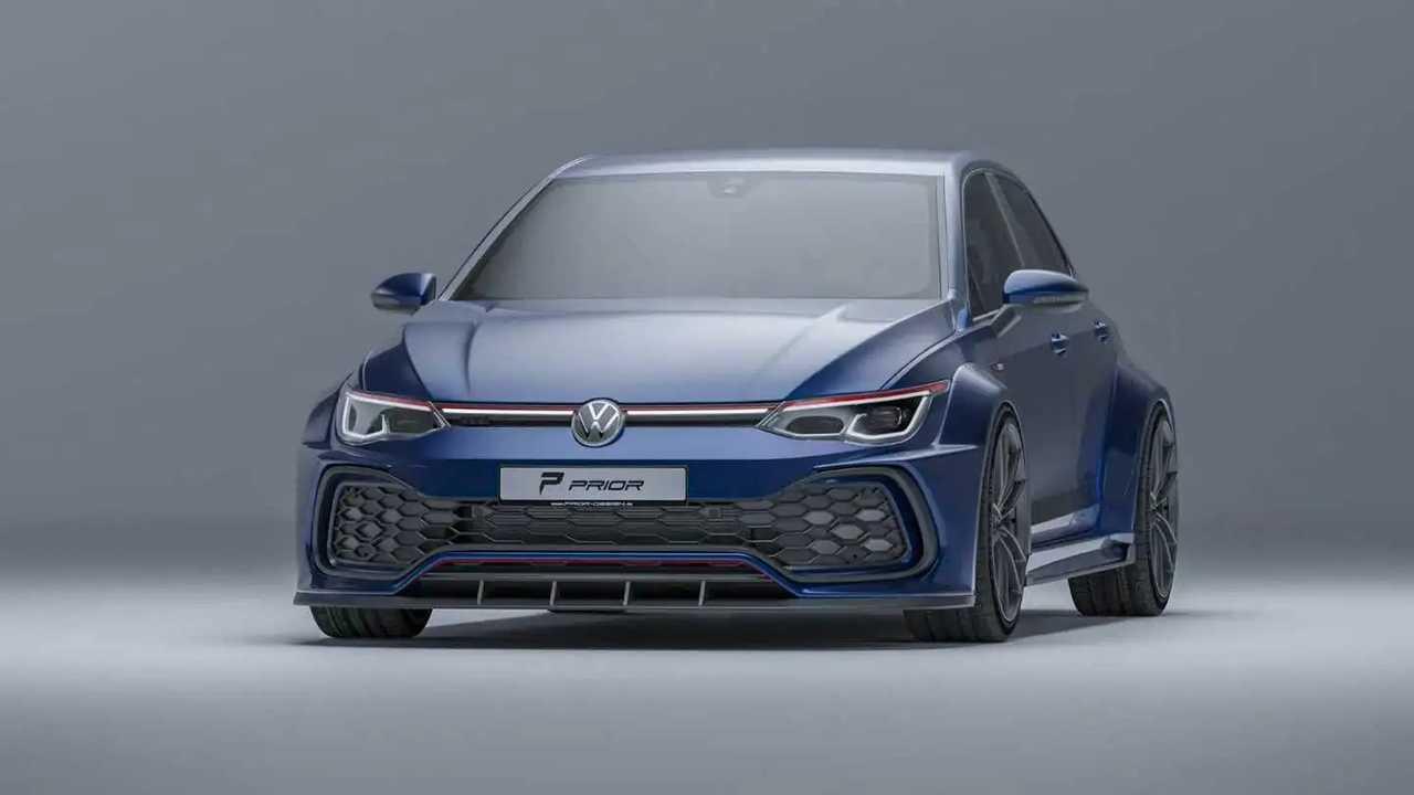 Volkswagen Golf GTI de Prior Design