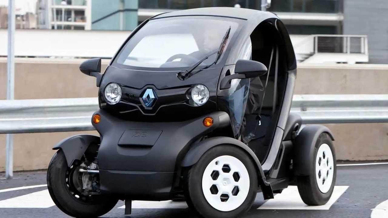 Renault Twizy - 450 kg
