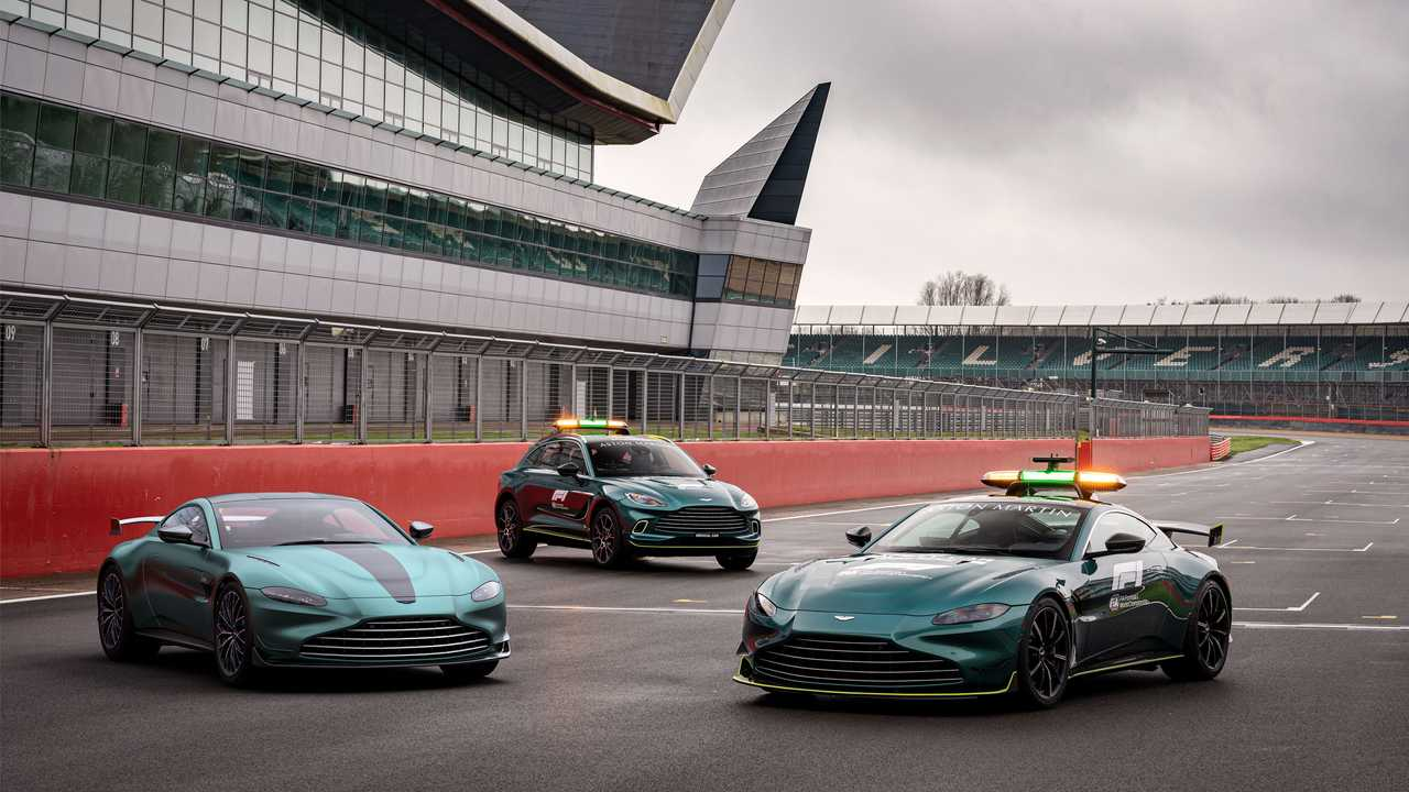 Aston Martin Vantage F1 kiadás