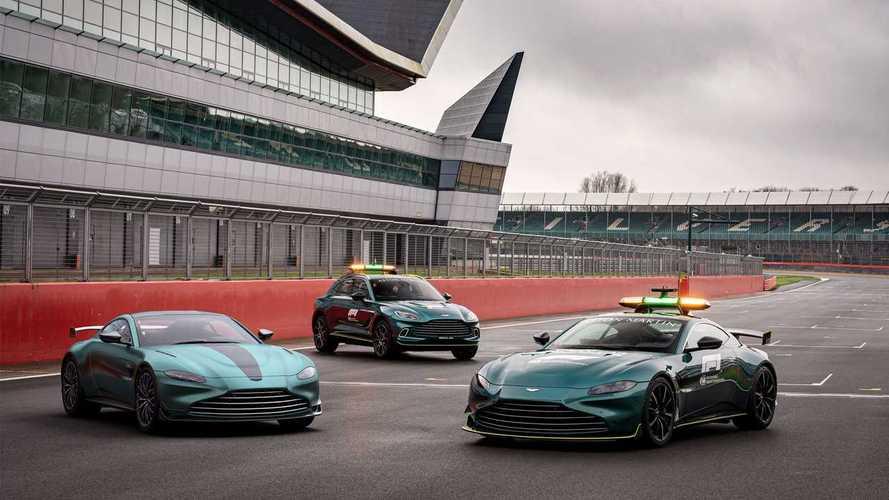 Az Aston Martin Vantage F1 Editionnel megtudhatjuk, milyen érzés a Forma-1 biztonsági autójában ülni