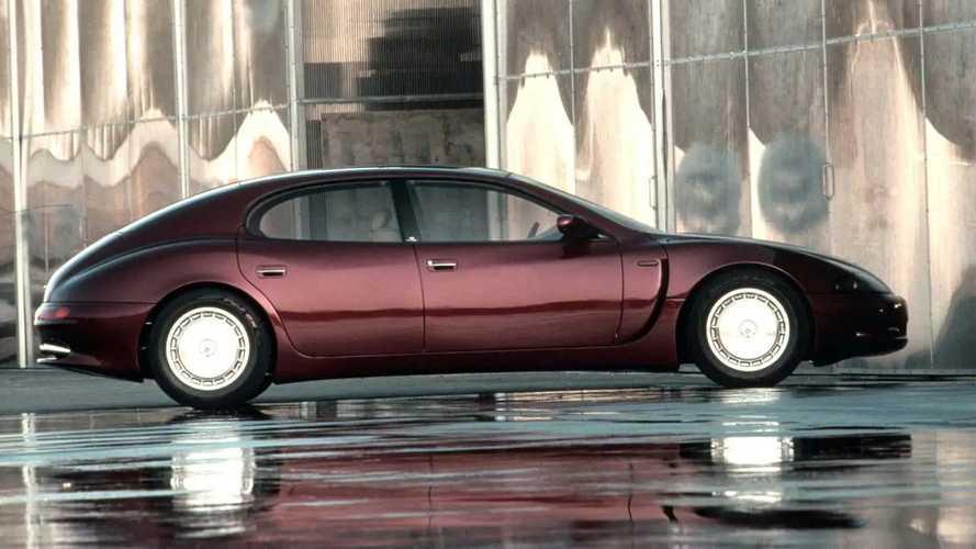 Bugatti EB112 concept (1993)