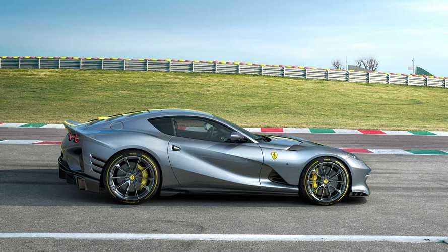 La Ferrari 812 Versione Speciale è già sold out, tutto esaurito