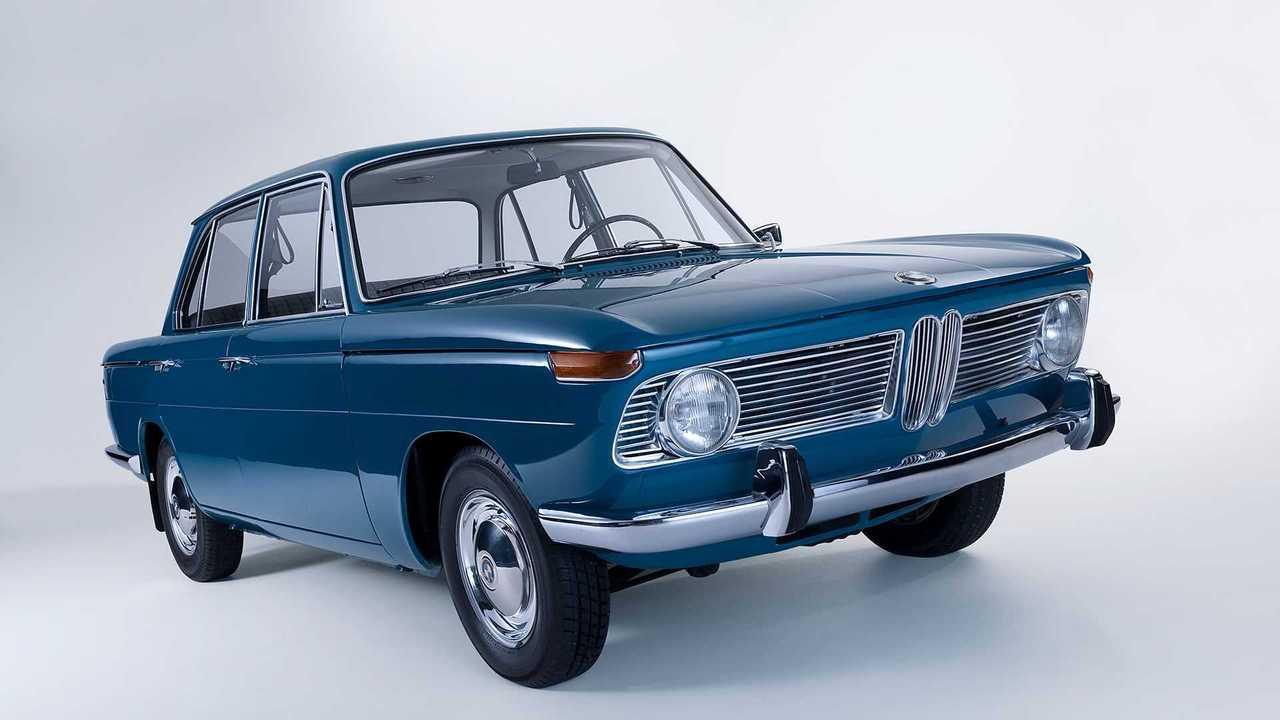 60 Jahre BMW 1500 im großen Rückblick