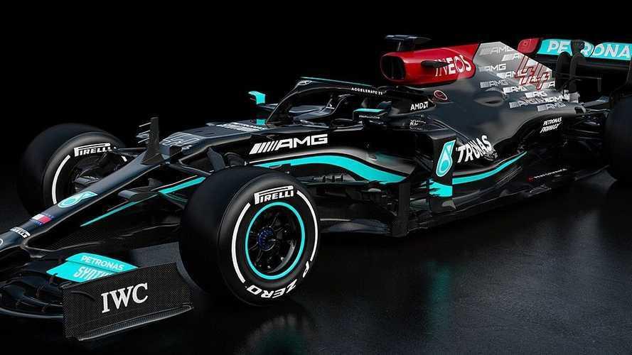 Mercedes-Benz показал миру свой новый болид «Формулы-1»