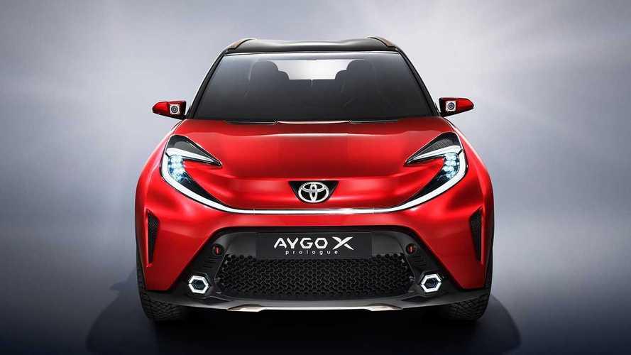 Toyota Aygo vs Aygo X Prologue