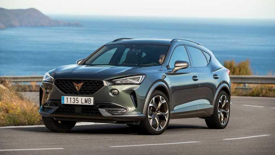 Prueba CUPRA Formentor e-HYBRID: nueva versión híbrida para el SUV