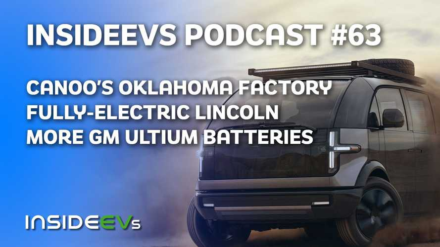 Canoo Production Plan Announced, All-Electric Lincoln Coming 2022