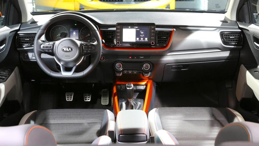 2018 Kia Stonic Revealed