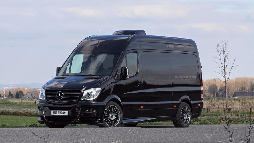 Mercedes Sprinter Hartman - Camping-car pour frimeurs