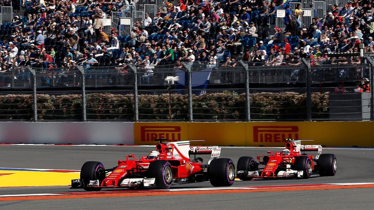 Ferrari F1 2017 Sotchi
