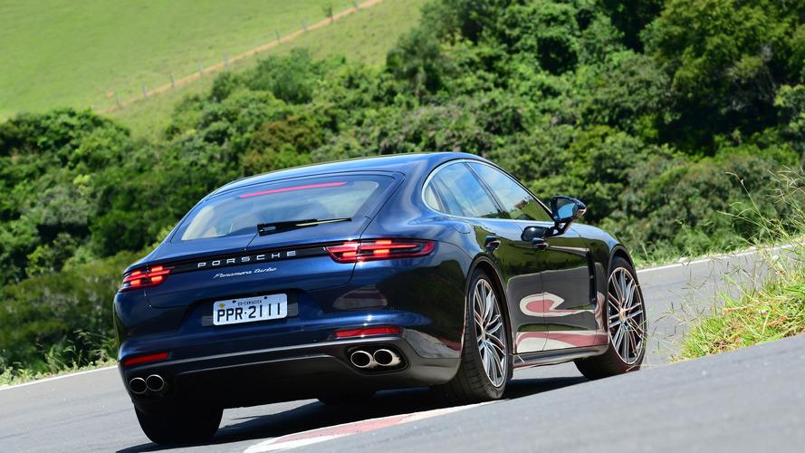 Lançamento - Porsche Panamera no Brasil