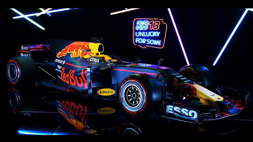 Formule 1 – Red Bull RB13, l'anti-Mercedes ?