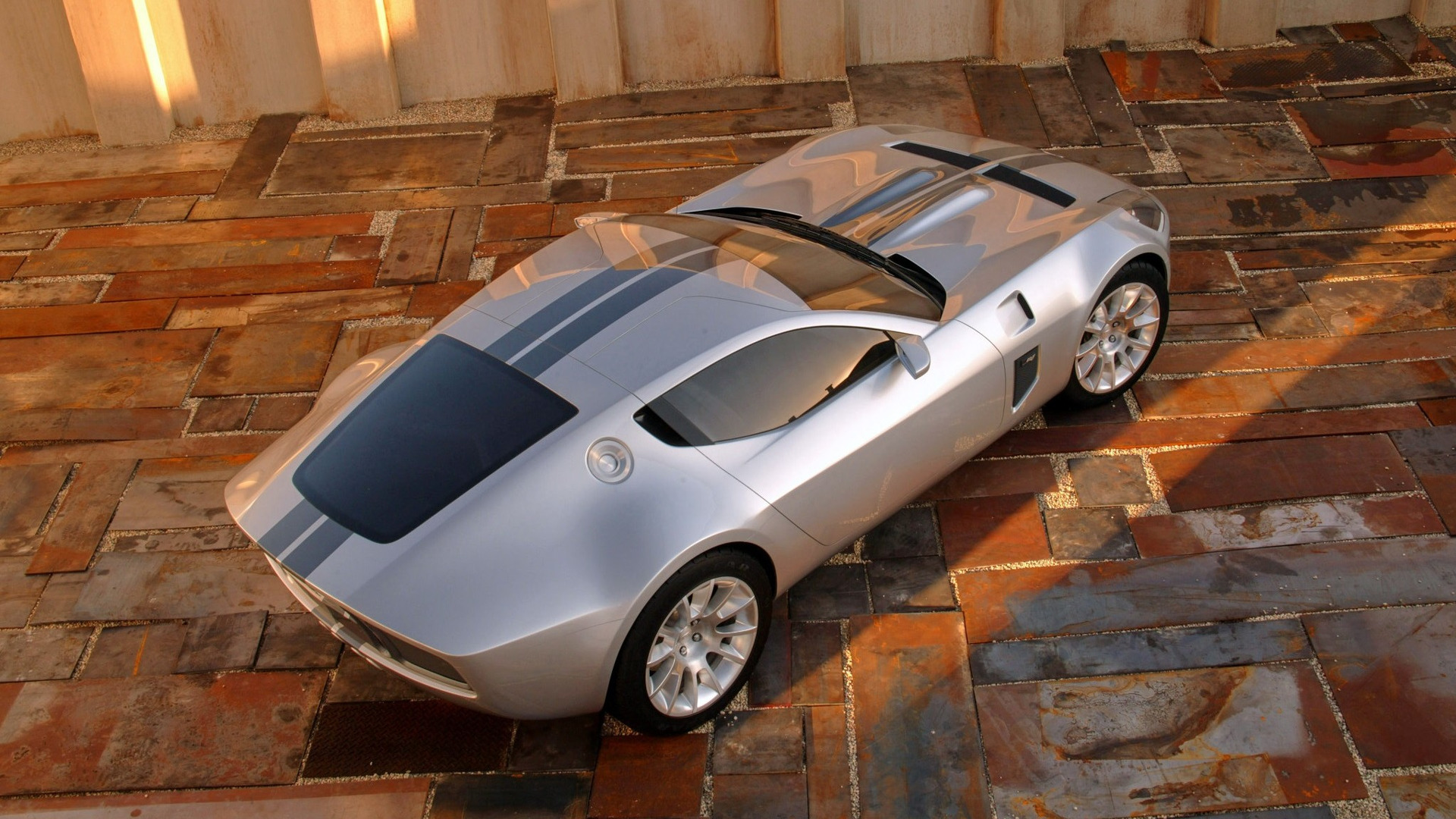 "[""2005 Shelby GR-1 concept""]"