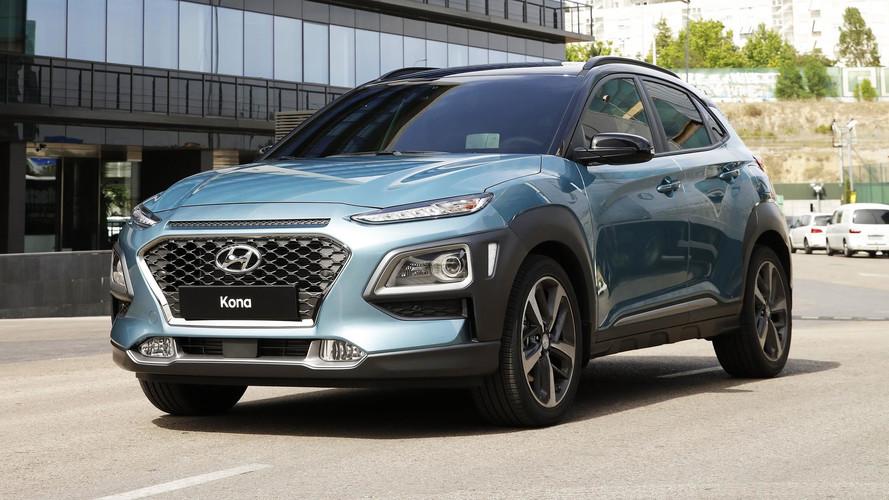 Le Hyundai Kona se convertira bientôt à l'électrique