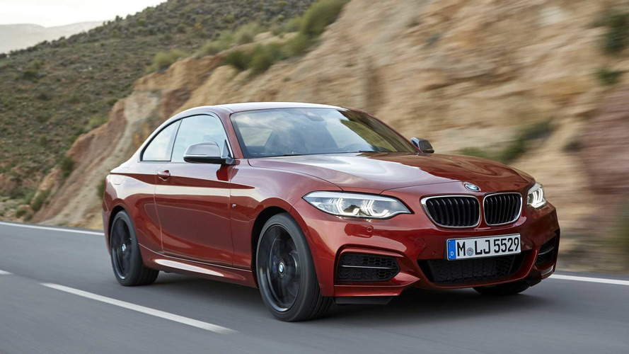 Yeni jenerasyon BMW 2 Serisi ile ilgili çeşitli bilgiler geldi