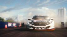 Honda performance models ad campaign