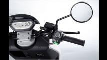 E-Scooter mit Wechselakku