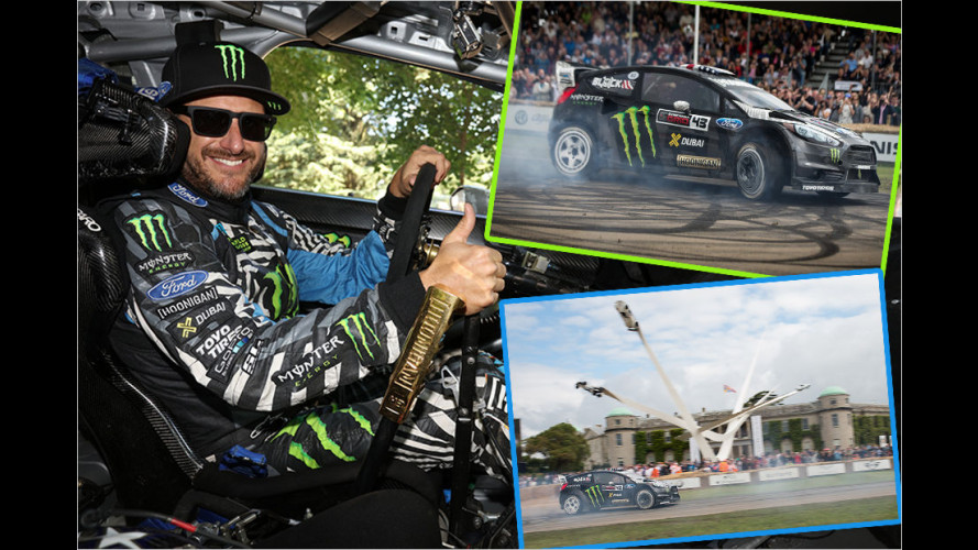 Goodwood-Interview mit Ken Block
