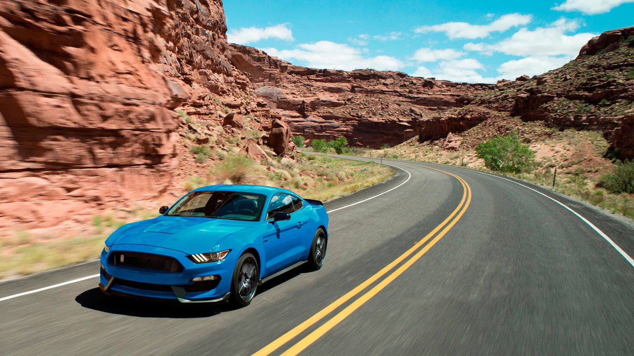 2018 Ford Shelby Mustang GT350