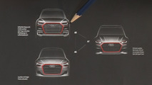 Frontales Audi A6, A7 Sportback y A8