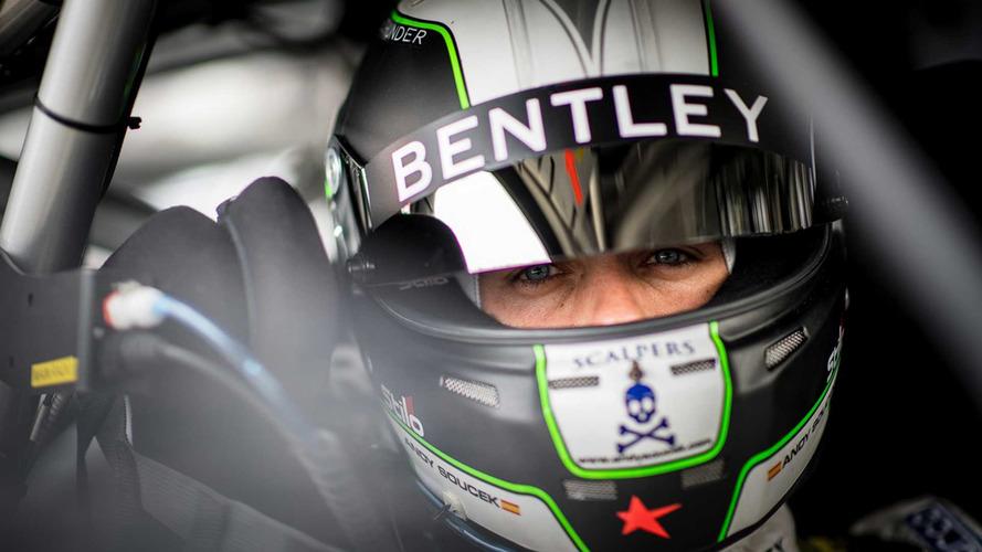 Andy Soucek Bentley Blancpain Series