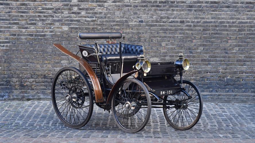 Achetez-vous une Peugeot vieille de 123 ans