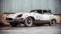 Jaguar Type E Sortie de grange