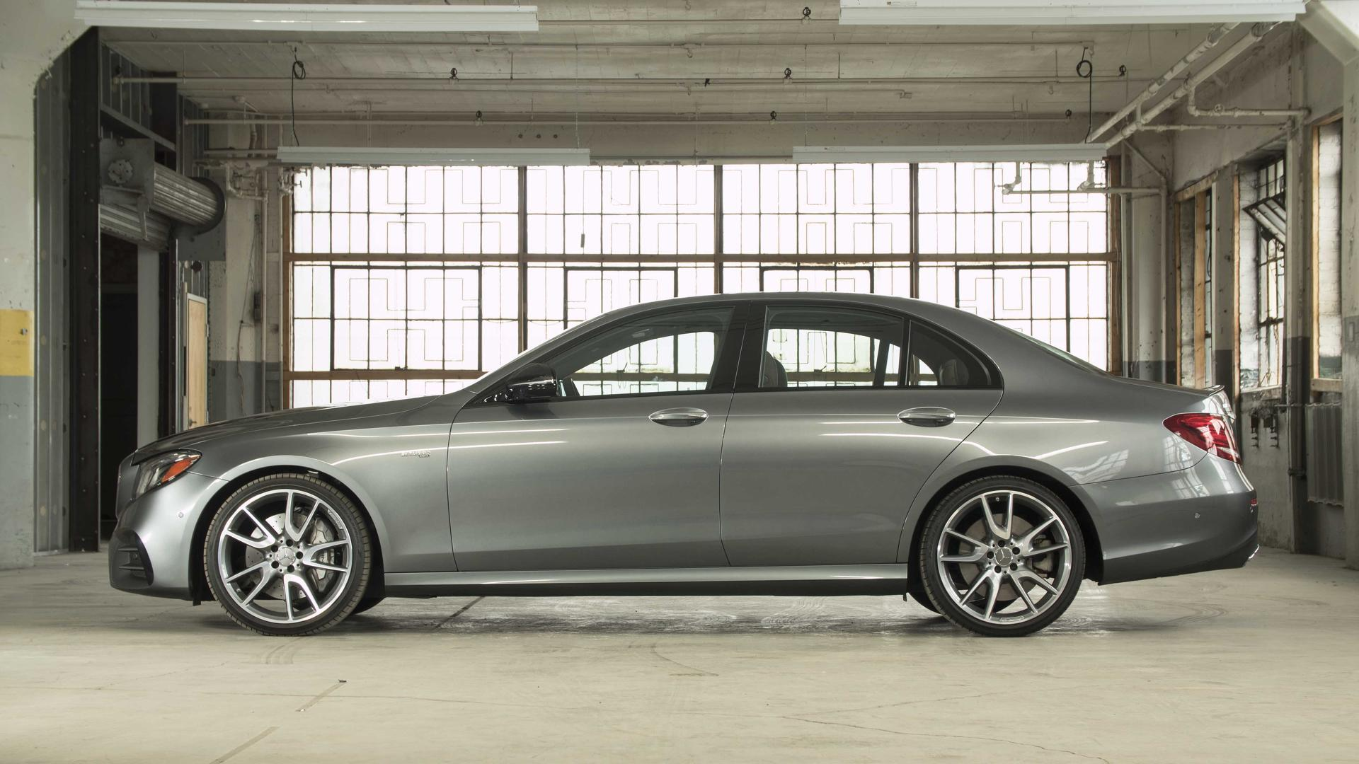2017 Mercedes Amg E43 Why Buy