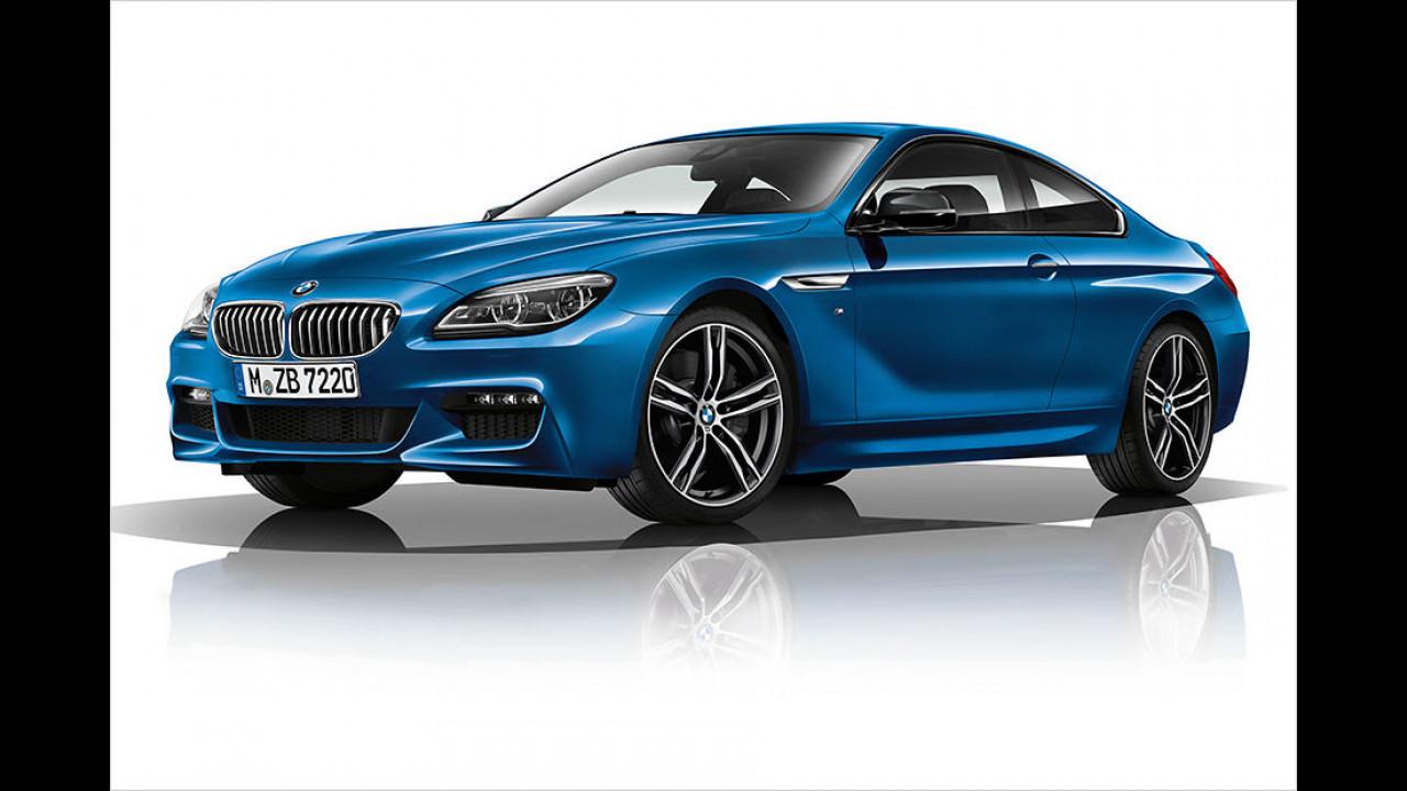 Exklusiver BMW 6er