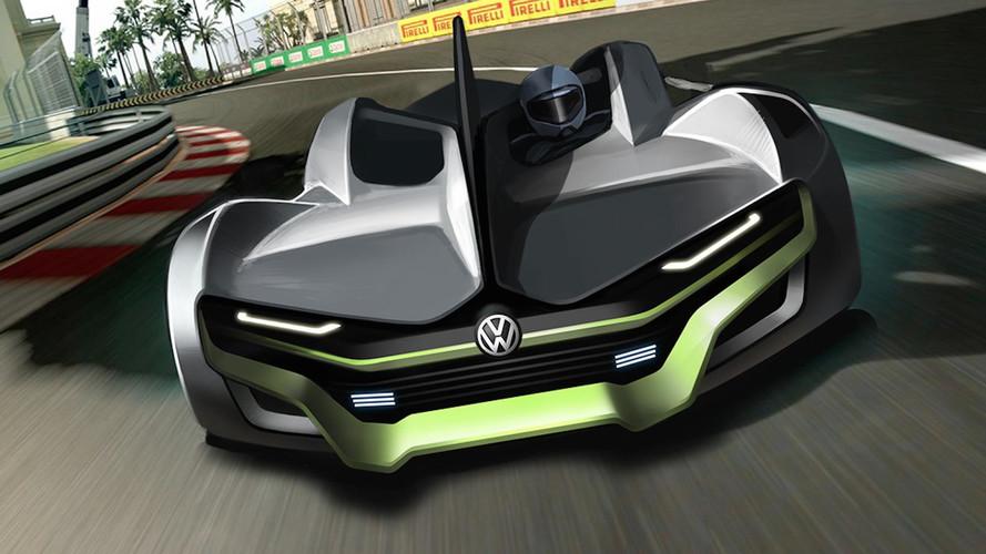 2023 VW Sportautó Tanulmány