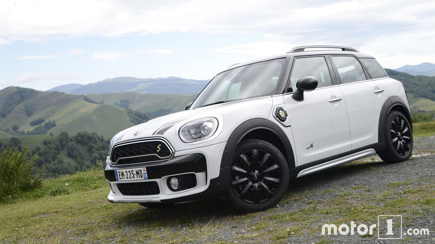 Prueba MINI Cooper S E Countryman ALL4 2017, ¡potencia electrizante!