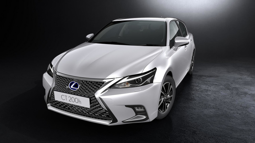 Lexus is killing the CT, IS, and RC in Europe because… SUVs