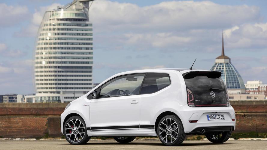 VW up! GTI Tanulmány