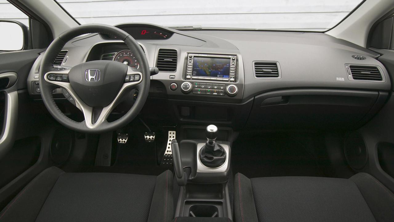 [QNCB_7524]  The Honda Civic Si: A Retrospective On Honda's Sport Compact   2006 Honda Civic Seat Schematic      Motor1.com