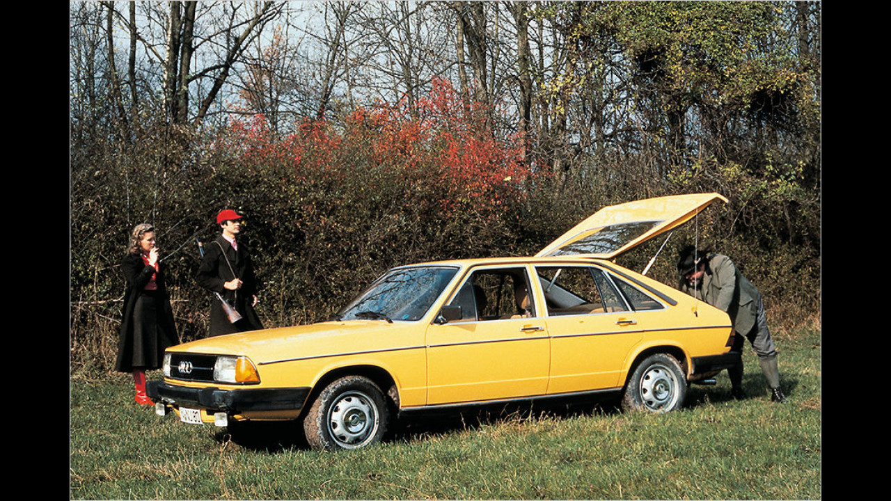 Audi 100 Avant (1977)