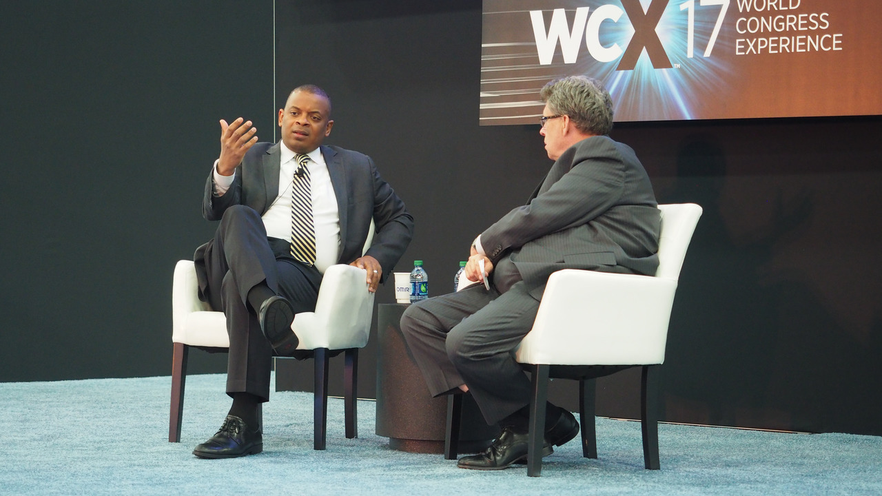 Secretary Foxx at WCX17